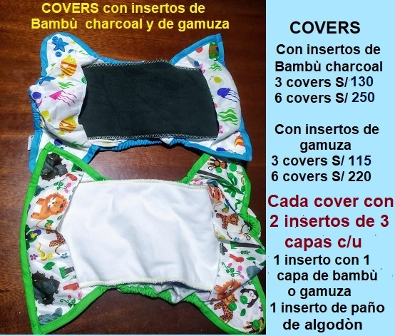 Covers mami